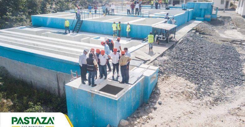 Visita técnica al la Captación de Río Blanco