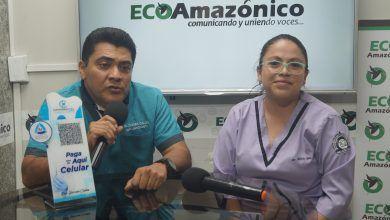 Centros de Especialidades Médicas en Puyo informan sobre el código QR de la CACPE