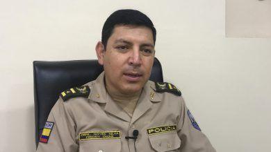 Comandante informa sobre los operativos del Feriado de Carnaval