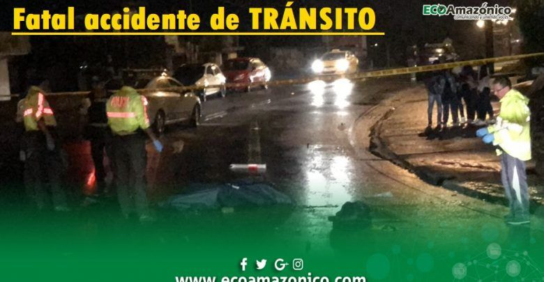 Un fallecido deja un nuevo accidente de tránsito en Puyo