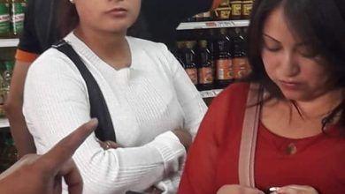 Ladronas pilladas por cámaras de seguridad en supermercado de Puyo