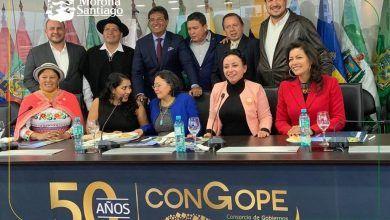 Prefectos piden la derogatoria decreto ejecutivo 989