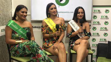 Presentación de las candidatas a reina de la Tarqui