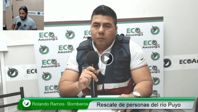 Resumen de los 7 días de búsqueda de Ruben Gualinga