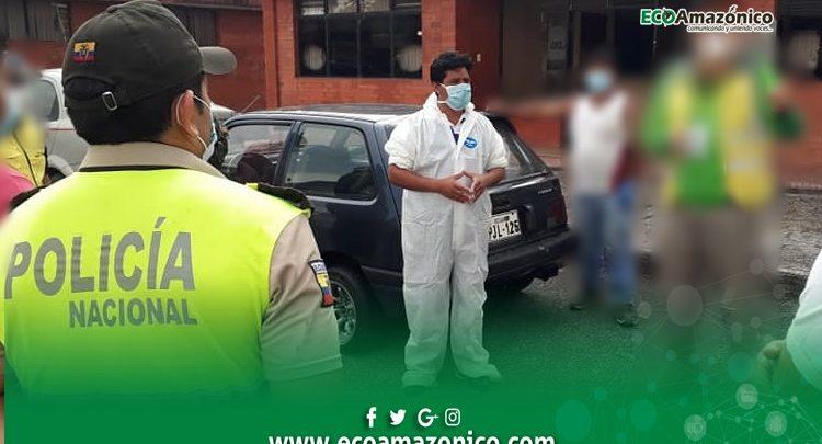 Rodrigo Caín pide ayuda en la entrada a Palora