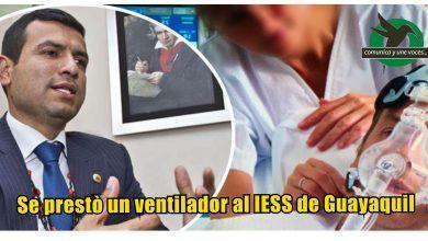 Un ventilador del Iess – Puyo, fue enviado a Guayaquil, en calidad de préstamo