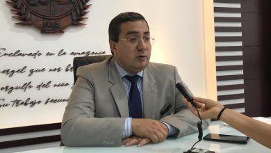 Alcalde de Puyo resumen de las fiestas de carnaval y nuevas obras