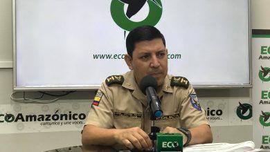 Entrevista con el Comandante de Policía de Pastaza