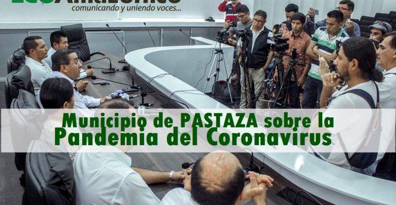 Municipio toma medidas ante COVID19