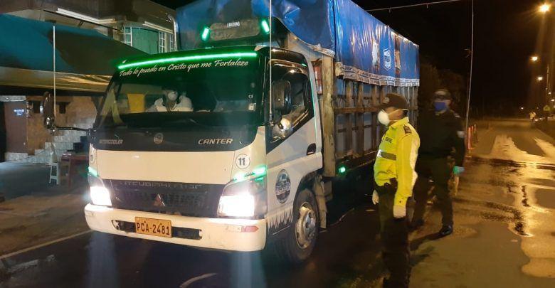 Goyes: Se vienen realizando los operativos con normalidad en Pastaza