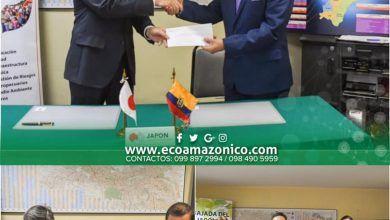 Prefecto firmó el convenio para la implementación del Proyecto de equipamiento fisioterapéutico