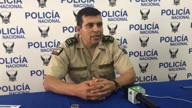 Rueda de prensa de la Policía Nacional