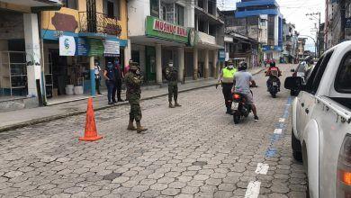 Vehículos sancionados por no respetar el pico y placa en Pastaza