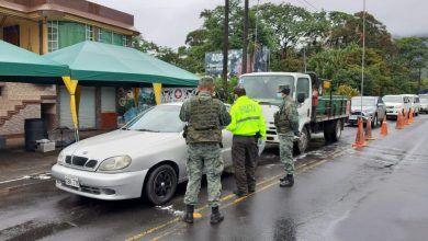 Continúan las sanciones a vehículos que no respetan el pico y placa en Puyo