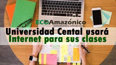 Universidad Central usará Internet para sus clases