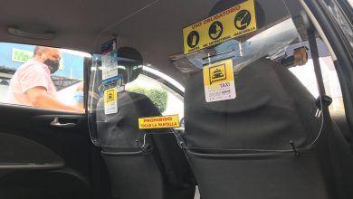 Taxistas volverán a rodar con medidas de seguridad en sus unidades