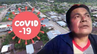 Dirigentes de Arajuno piden ayuda por el COVID-19