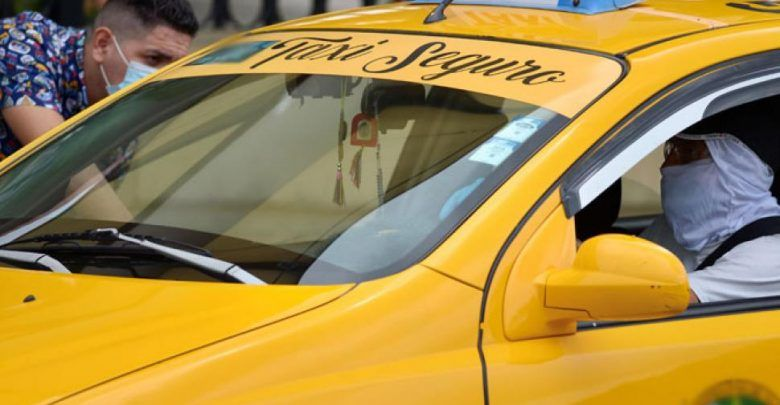 Paciente COVID fallece al interior de un taxi en Shell