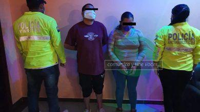 Dos personas detenidas en operativos antidrogas en el Barrio Obrero