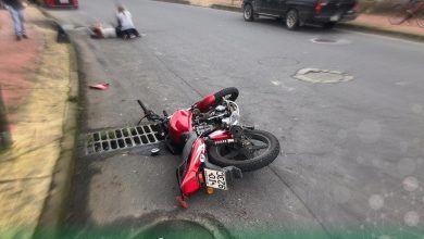 Accidente de tránsito en Puyo