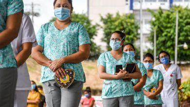 Celebran el Día de las Enfermeras en Pastaza