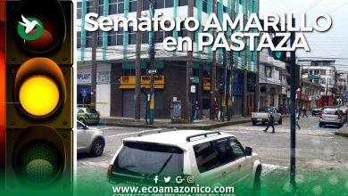 El cantón Pastaza se apresta a cambiar de semáforo