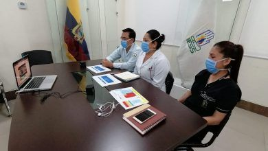 Médicos de Pastaza cuentan sus historias del COVID-19