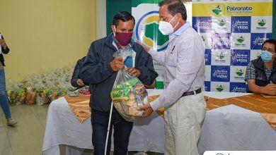 Patronato entrega más kits alimenticios en varios sectores de Pastaza
