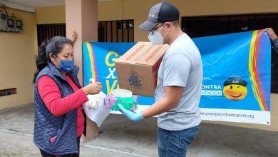 Fundación Jóvenes contra el Cáncer se activa en Pastaza
