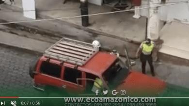 Detienen a un vehículo que huyó de un control Policial