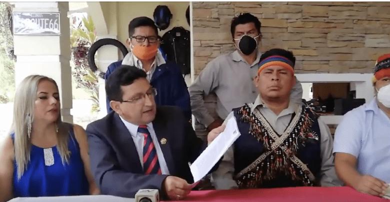 Según abogado el fallecido de Kumay no murio con COVID19