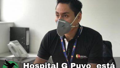 Colapsado el Hospital Puyo con casos de COVID19