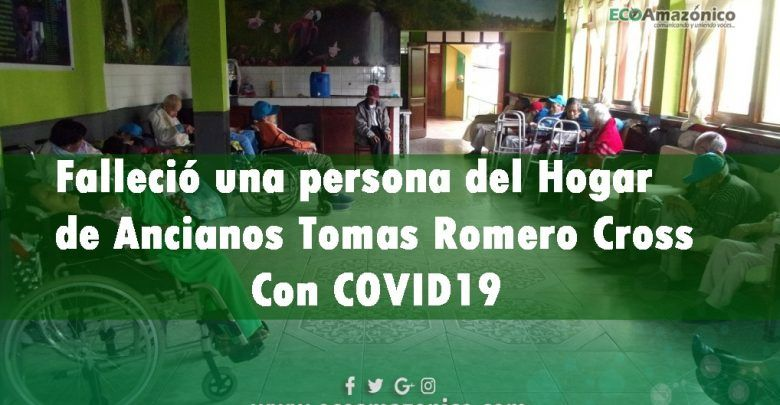 Fallecio un Anciano con COVID 19 en Puyo Pastaza