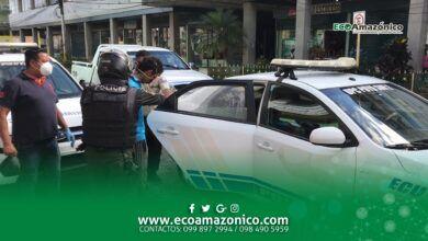 Tres detenidos en operativo Antidrogas en Puyo