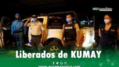 Se logró la liberación de los 6 retenidos de Kumay