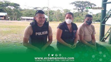 Policías secuestrados en Kumay , comunidad pide un intercambio