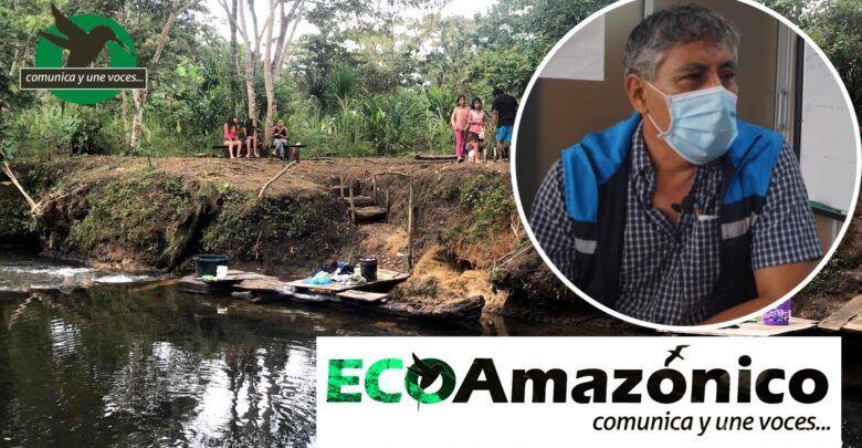 Gerente de EMAPATS responde por la contaminación de río Salome