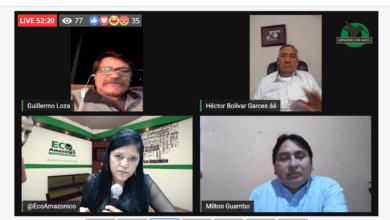 Duras criticas a la administración actual del GAD de Mera