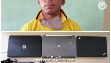 Se logra la recuperación de computadoras robadas del MAC