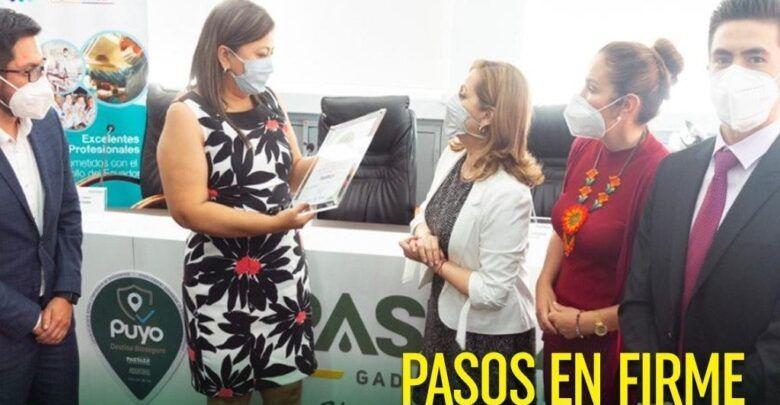 El sello internacional Safe Travel que recibió el cantón Pastaza