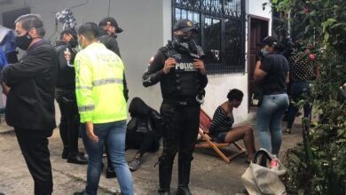 8 detenidos en operativo policial antidrogas en Puyo