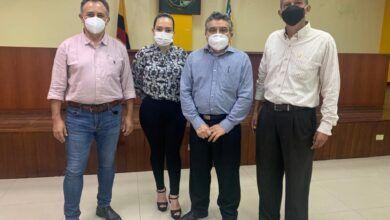 Mesas de trabajo por la crisis económica en Pastaza