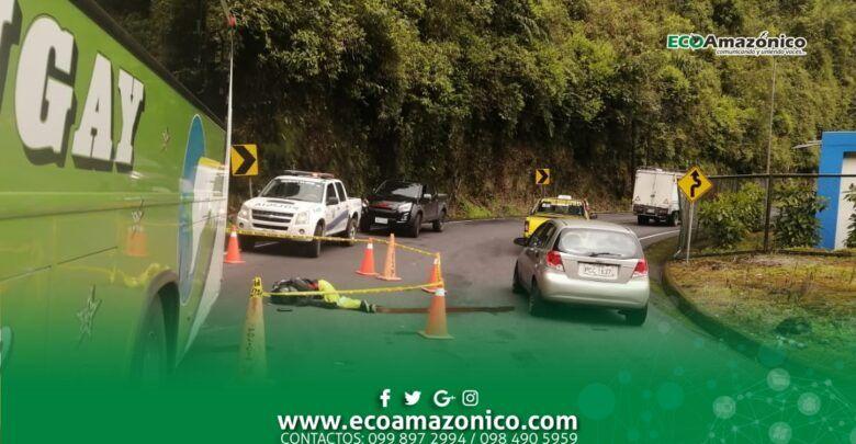 Un fallecido en accidente de tránsito