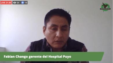 Disminuye los pacientes con dificultades respiratorias en el Hospital Puyo