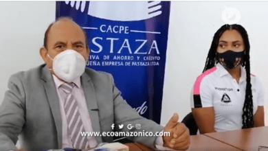 CACPE continúa apoyando a la Mundialista Neisi Dajomes