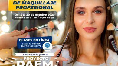 Patronato invita a curso de maquillaje en Puyo