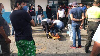 Varios heridos en accidente de tránsito en Puyo