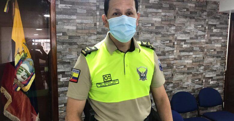 Nuevo Comandante de la Policía de Pastaza