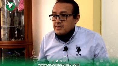 Elías Jachero aclara sobre el robo de la maquinaria