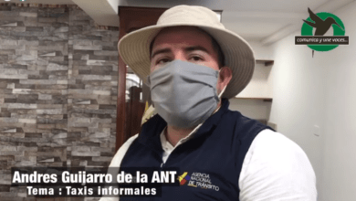 ANT sobre el taxismo informal en Pastaza